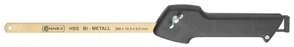 MINI-IJZERZAAG 300mm      KUNSTSTOF