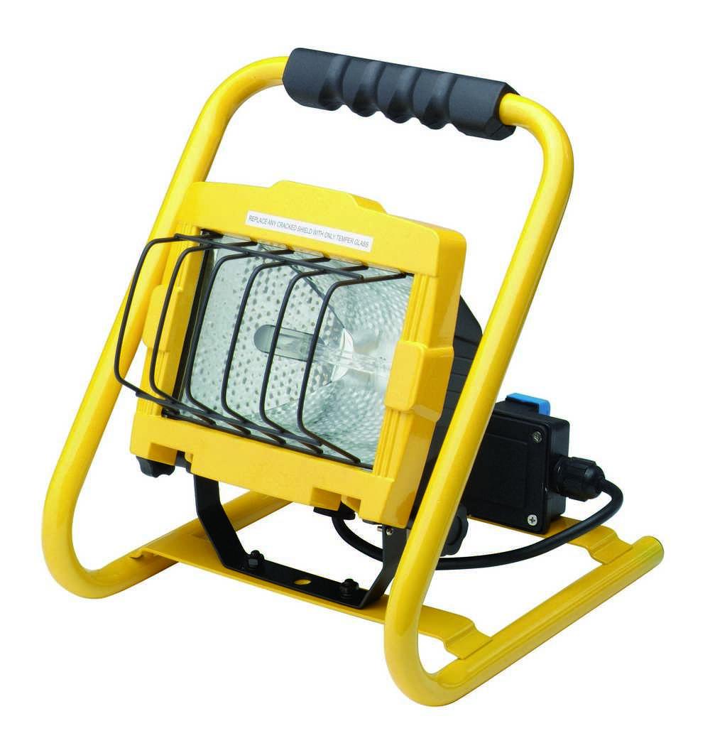 Werklamp Halo Voet +2 Stopc 400w