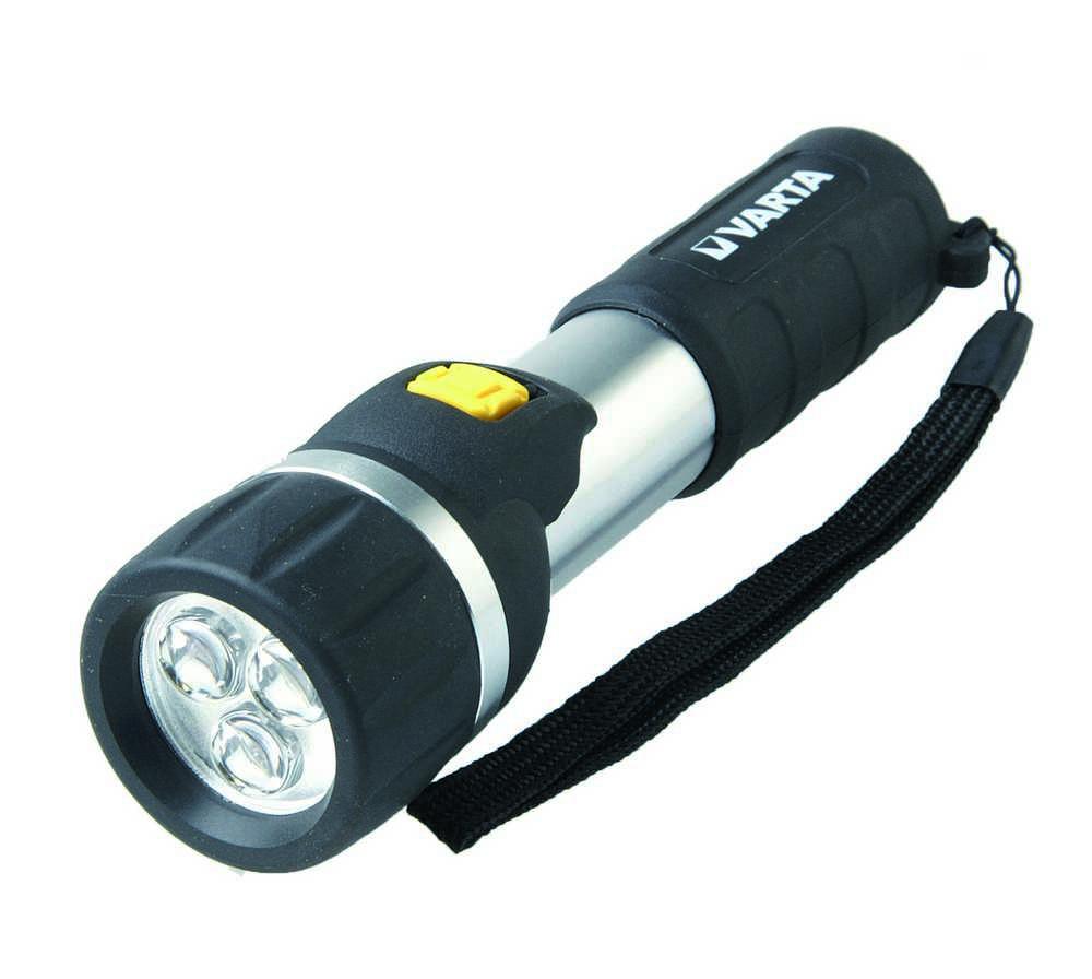 Varta Zaklamp Daylight LED 2xAA