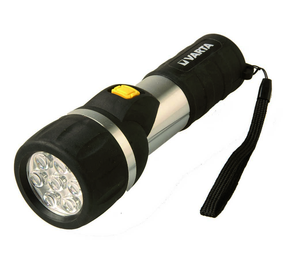 ZAKLAMP POWER LED DAYLIGHT 2D