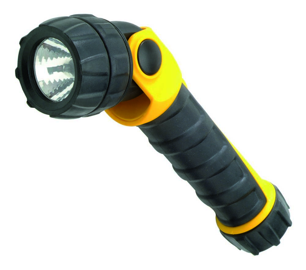 ZAKLAMP POWER SWIVEL LIGHT 2AA
