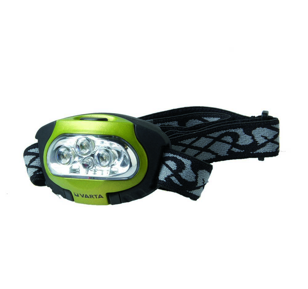 ZAKLAMP POWER LEDX4 HEAD LIGHT 3AAA