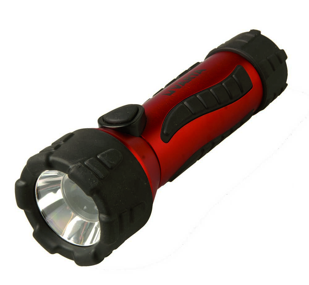 Zaklamp Prof Industr Rubber Led 2d