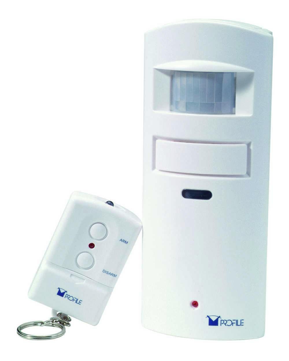 Mini Alarm +afstandsbediening