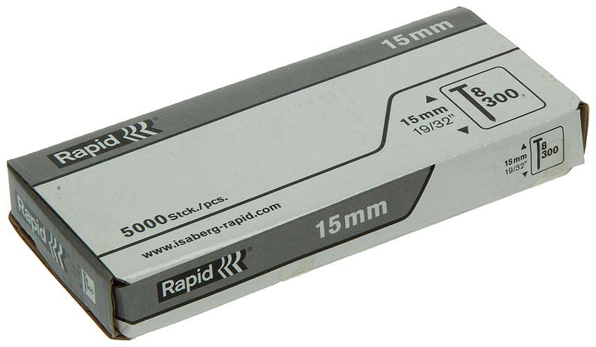 BRADS - GAUGE 18 - 15 MM N°8 (5000)