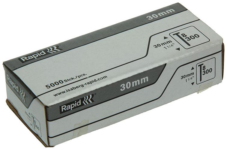 BRADS - GAUGE 18 - 30 MM N°8 (5000)