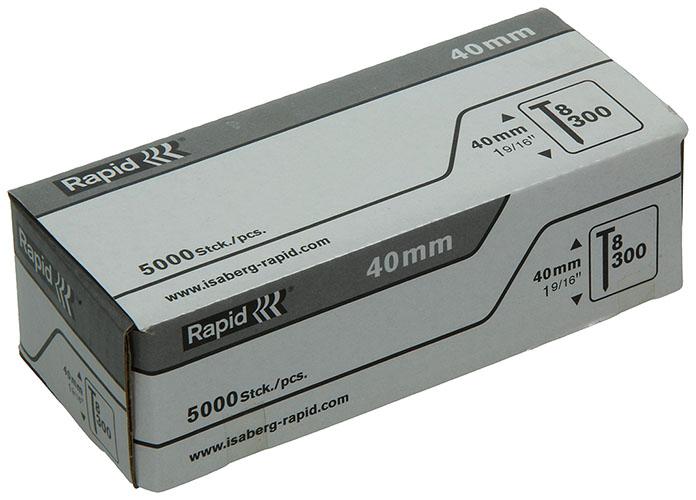 BRADS - GAUGE 18 - 40 MM N°8 (5000)