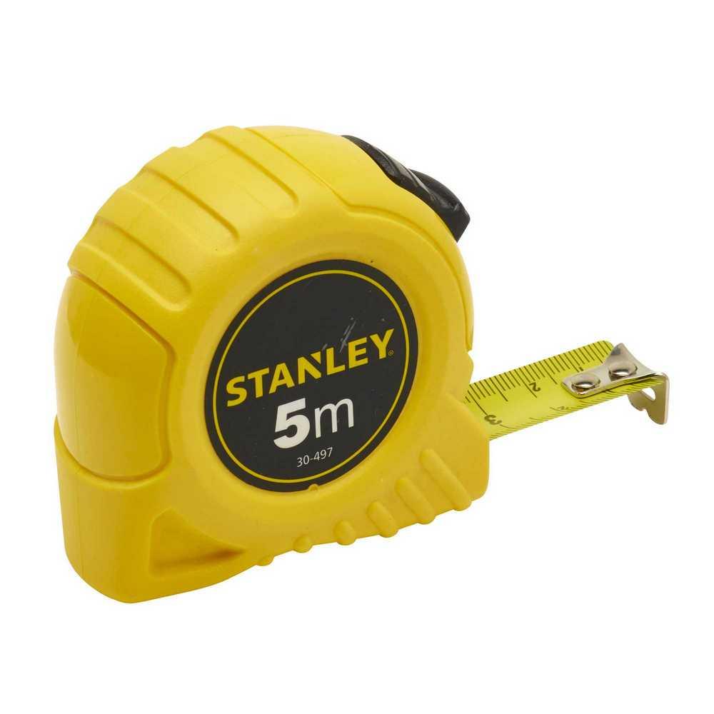 Rolbandmaat Stanley 5m - 19mm (kaart)