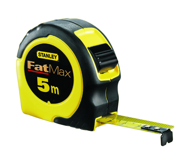 Rolbandmaat Fatmax 5m - 19mm