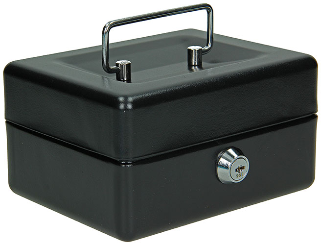 CASH BOX SMALL