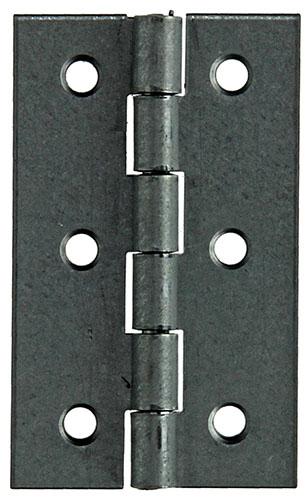 4 SMALLE SCHARNIEREN VERZINKT60X35MM