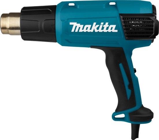 Makita Heteluchtpistool 2000 W met electronische regeling +