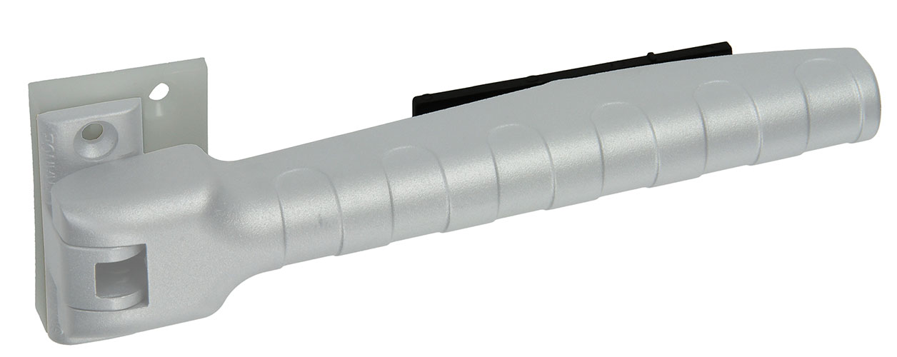SPIR DEURSLUITER EPOXY WIT F5E