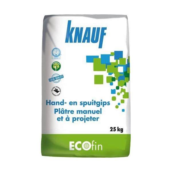 Knauf ECOfin 2.0 zak 25 kg