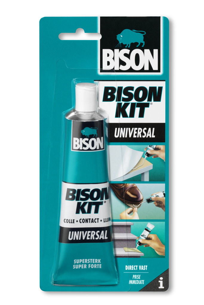 Bison Kit® 100 ml tube kaart