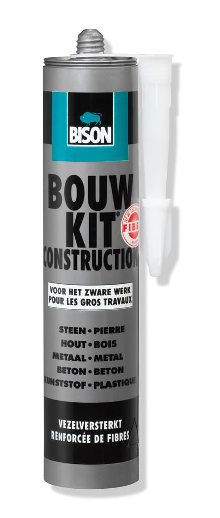 Bison Bouwkit® Fiber 390 g koker