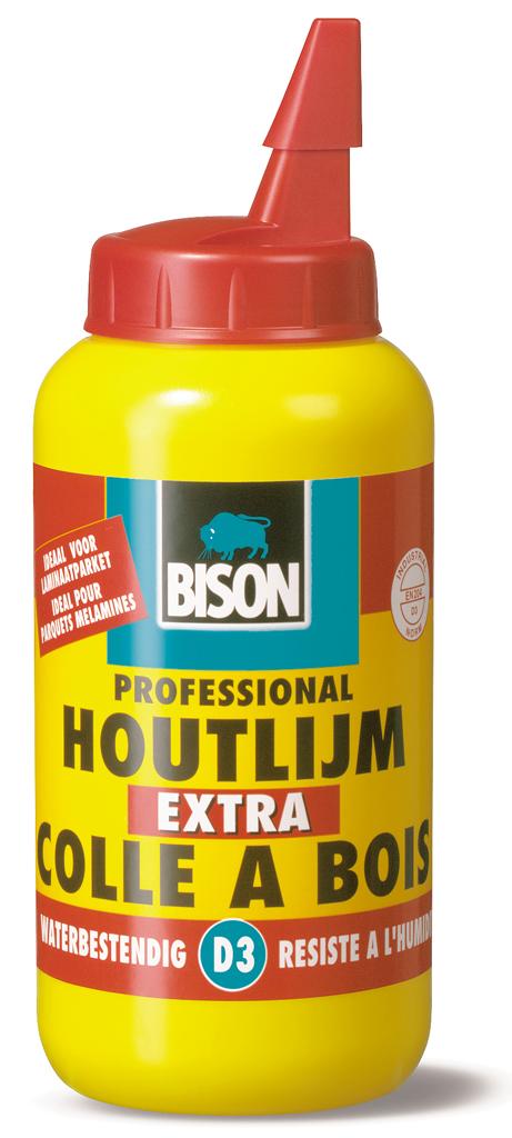 Bison Houtlijm Extra (D3) 750 g flacon