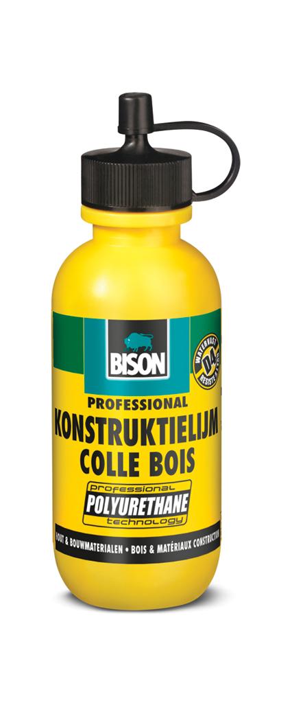 Bison Konstructielijm (D4) 75 g flacon