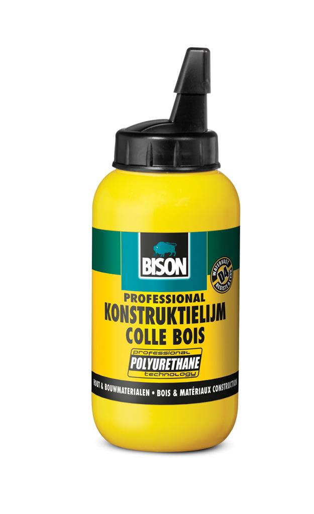 Bison Konstructielijm (D4) 250 g flacon