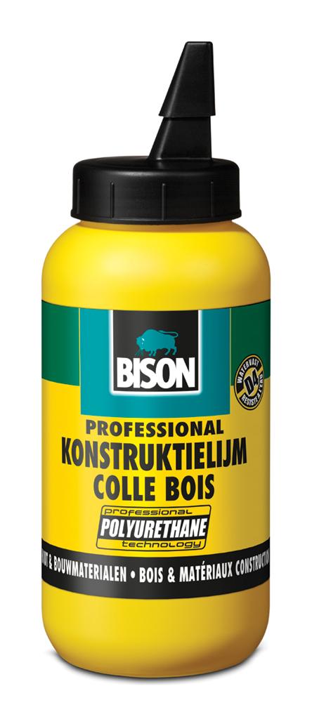 Bison Konstructielijm (D4) 750 g flacon