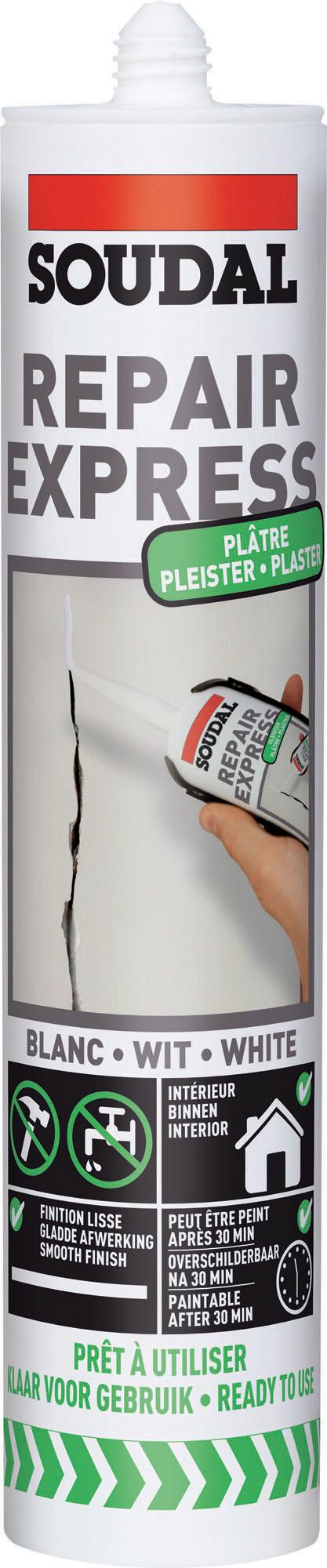 290ml Repair express kokers / cartouches