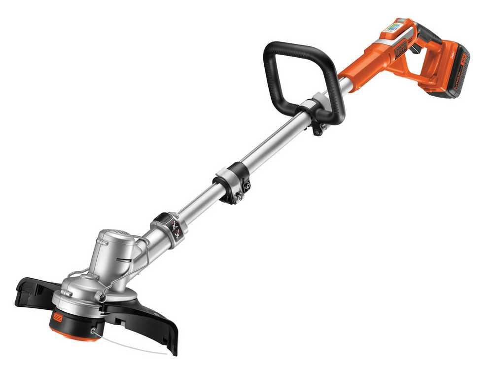 Accu trimmer 36v, 2.0 Ah, 30cm snijbreedte, glc3630l20-QW