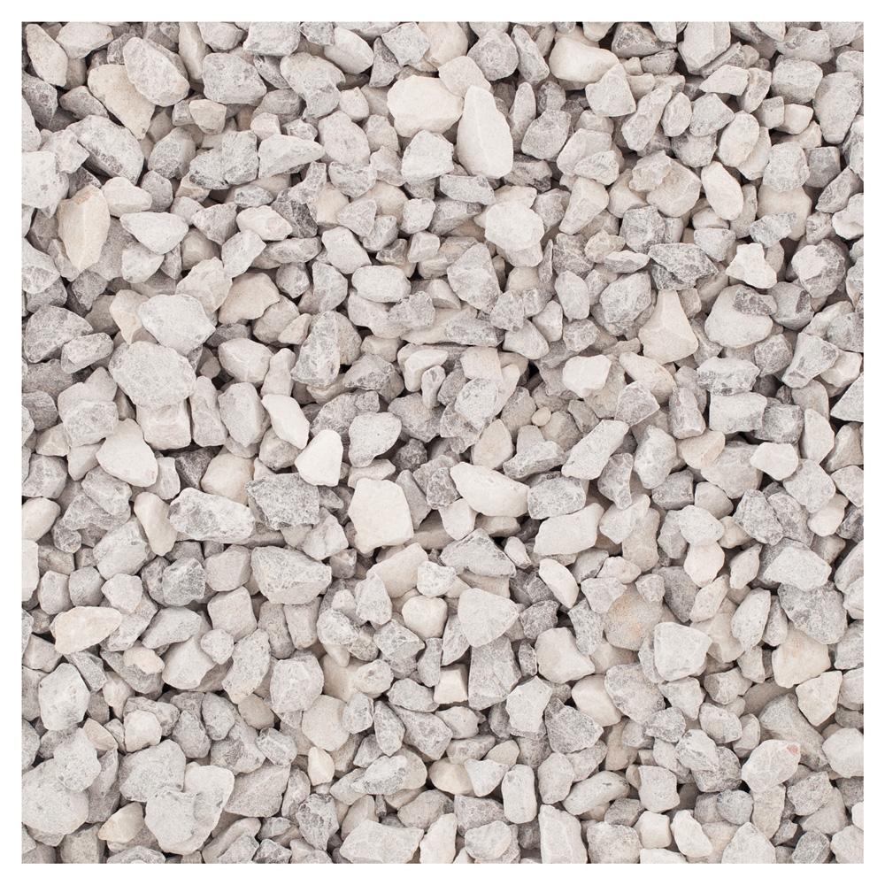 Kalksteenslag Grijs 6,3/14 Mm   25 kg