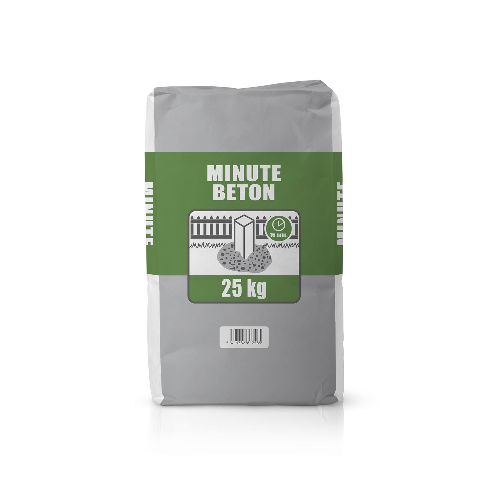 Minute Beton Coeck 25 Kg