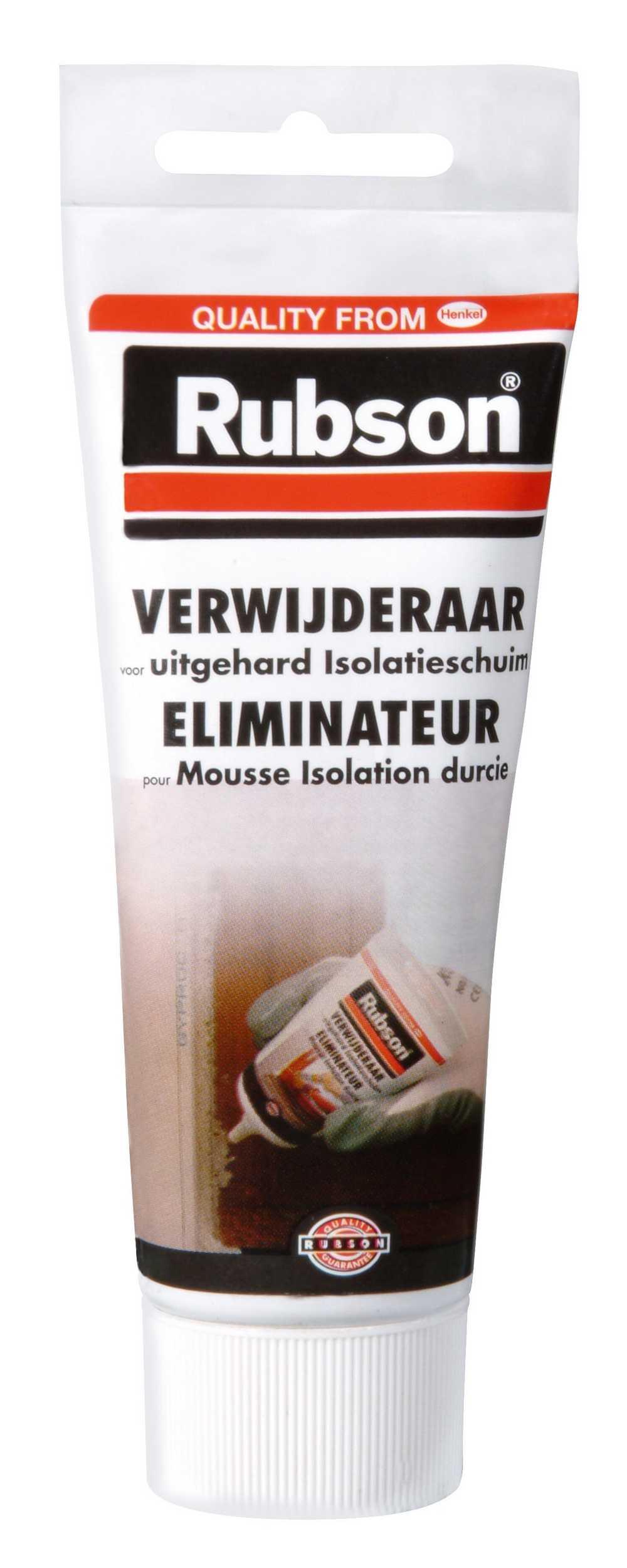 RUBSON Verwijderaar Isolatieschuim 80 ml
