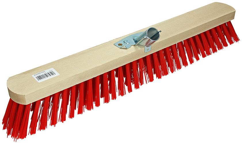 PVC VEGER 60CM + STEELHOUDER METAAL