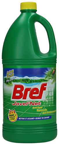 BREF JAVEL GREEN 2L
