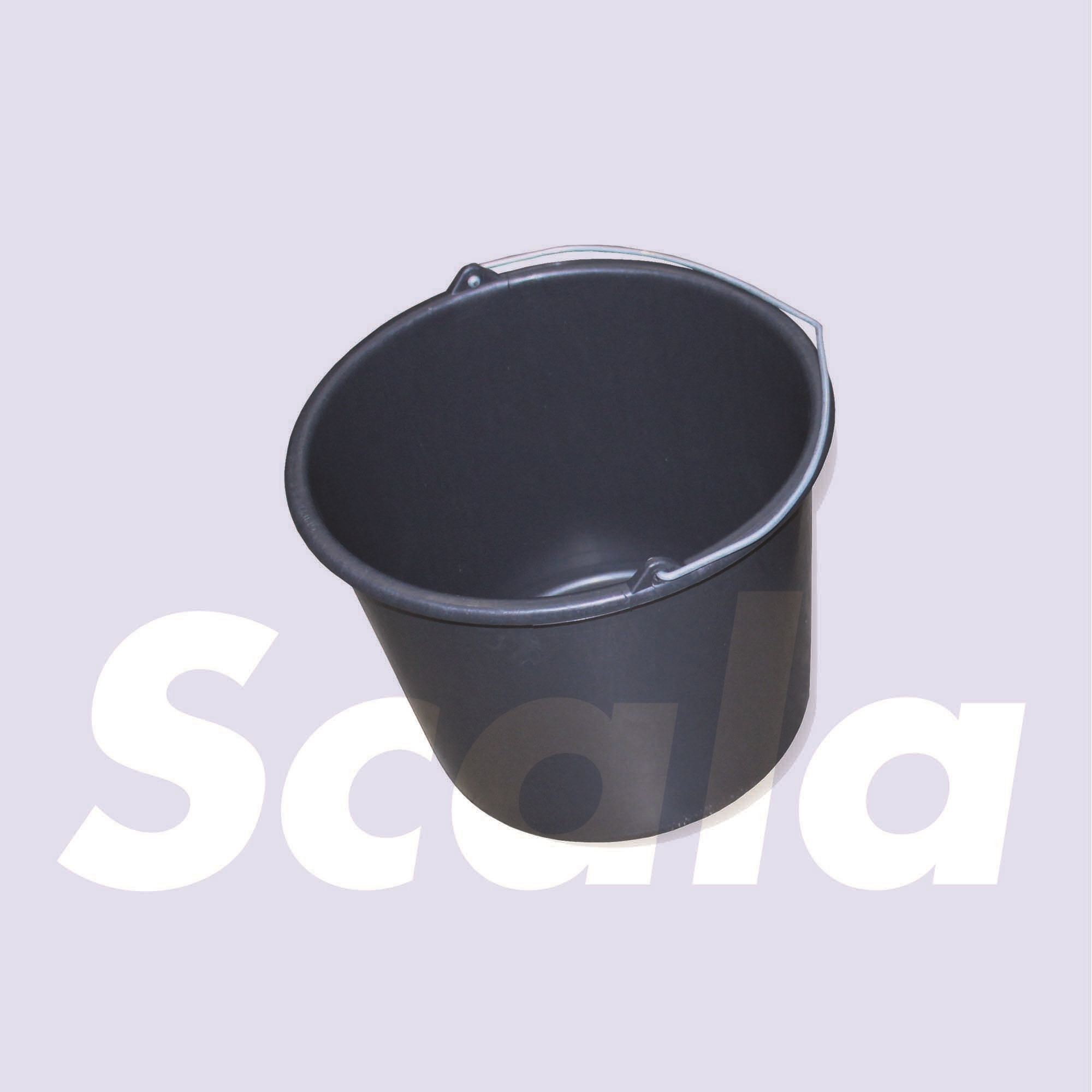 Bouwemmer Polyethyleen 12 L