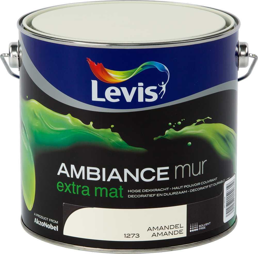 AMBIANCE MUR EXTRA MAT - AMANDEL 1273 2,5 L