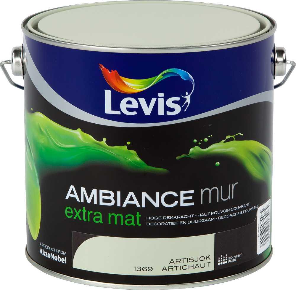 AMBIANCE MUR EXTRA MAT - ARTISJOK 1369 2,5L