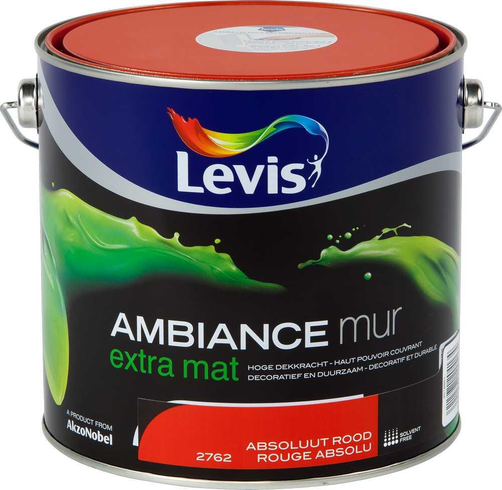 AMBIANCE MUR EXTRA MAT - ABSOLUUT 2762 2,5 L