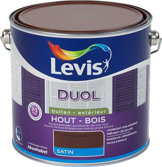 DUOL SATIN - NOTENBRUIN 1722 2,5 L