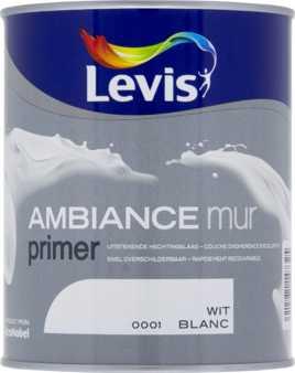 LEVIS AMBIANCE MURPRIMER WIT  0,75 L