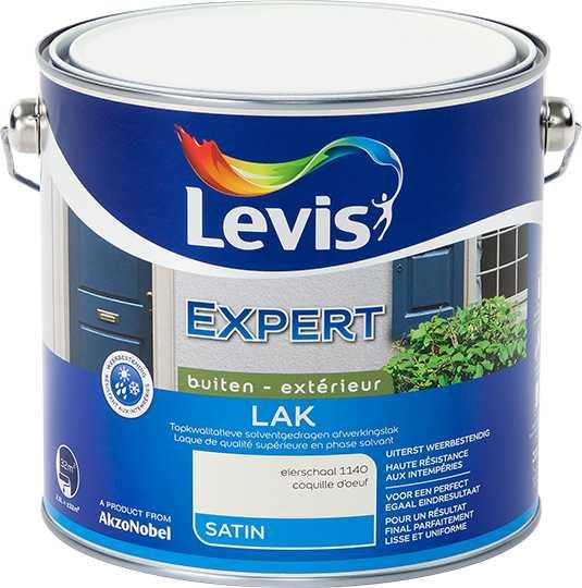 L.LAK EXP.BUITEN SATIN-2,5L-1140-EIERSCHAAL