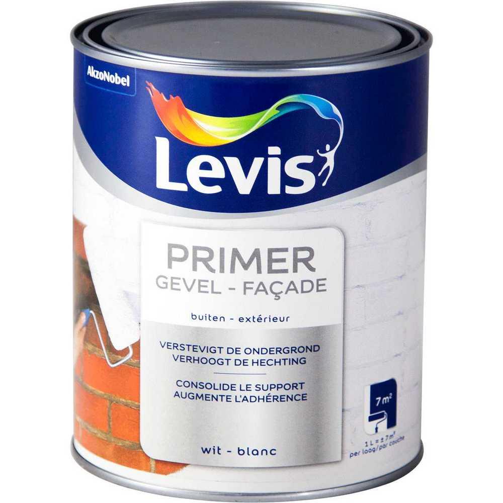 LEVIS PRIMER GEVEL WIT  1L