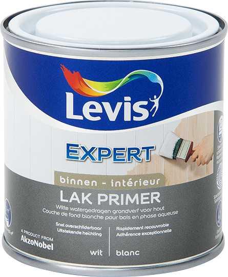 LAK EXPERT PRIMER BINNEN - WIT  0,25L