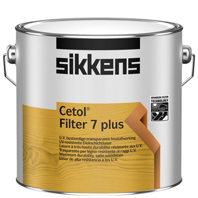 CETOL FILTER 7 PLUS - PALISSANDER 48 1L