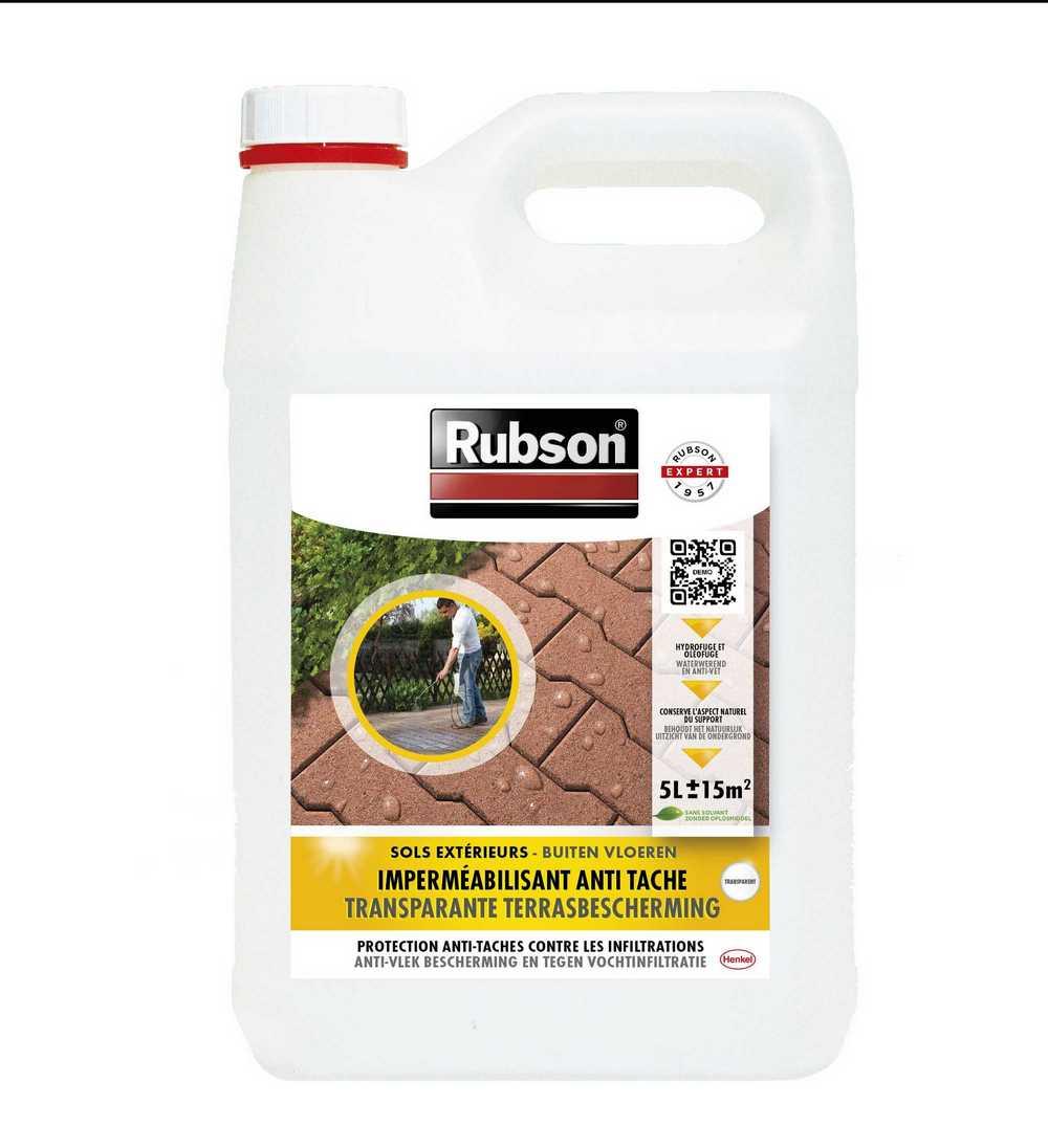 RUBSON Transparante Terrasbeschermer   5l