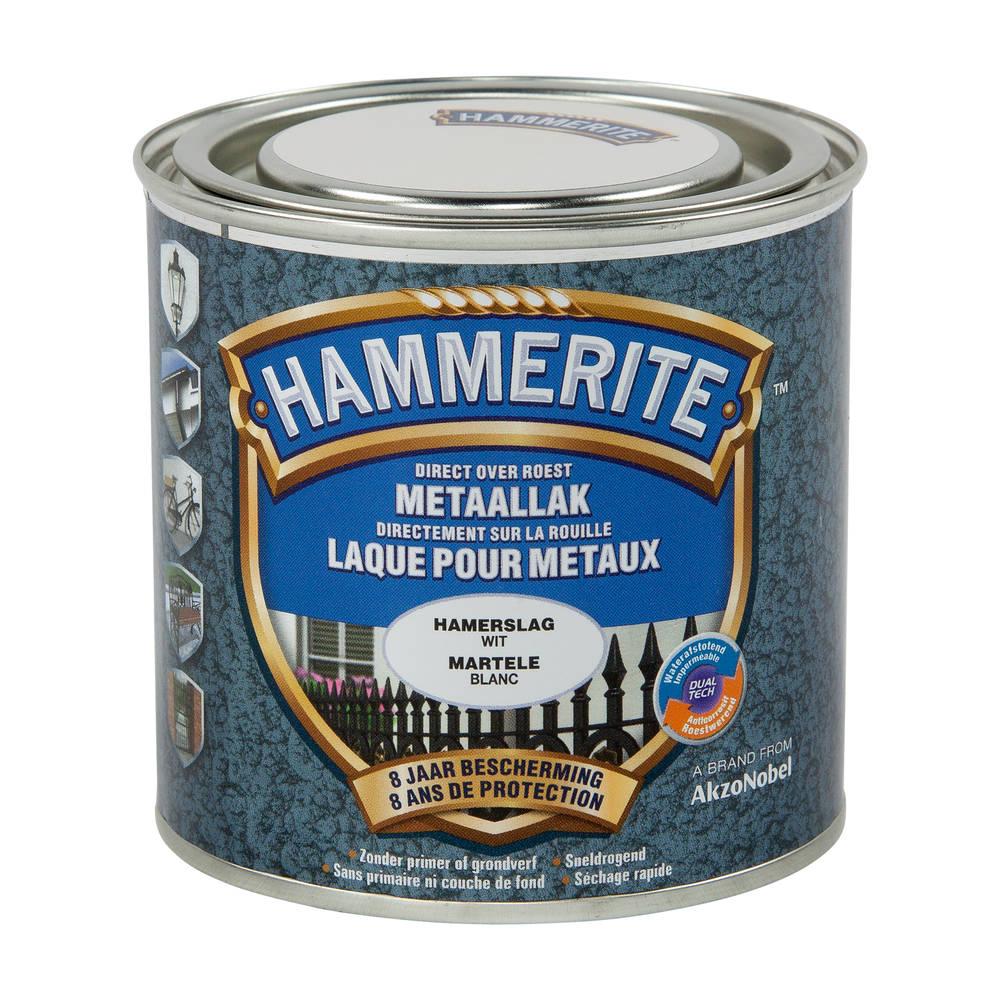 HT HAMERSLAGLAK-WIT WIT 0,25L