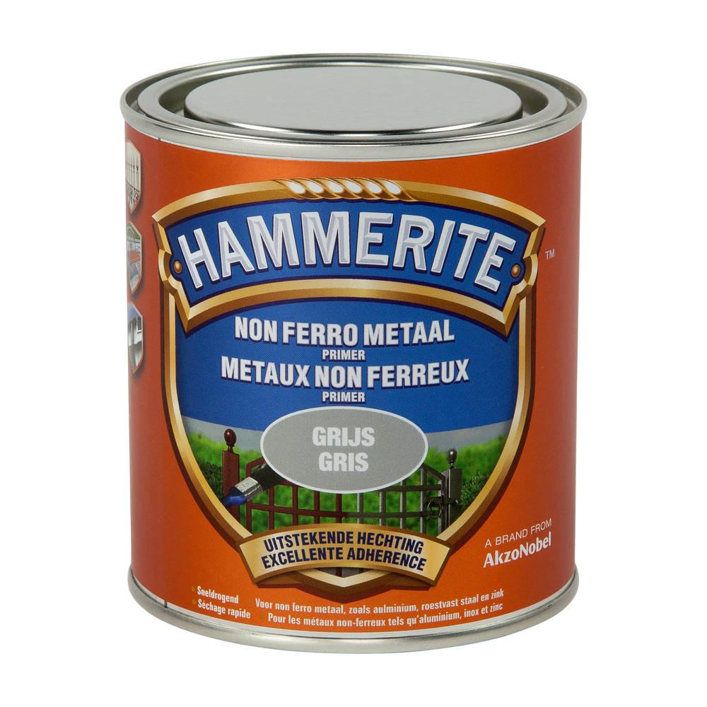 HT PRIMER VOOR NON-FERRO METALEN GRIJS 0,5L