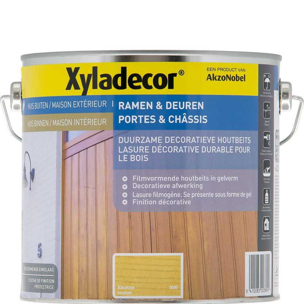 XD RAMEN & DEUREN-3000/KLEURLOOS KLEURLOOS 2.5L