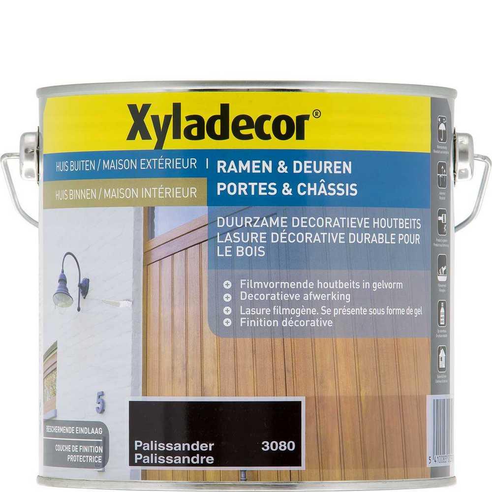 XD RAMEN & DEUREN-3080/PALISSANDER PALISSAN. 2.5L