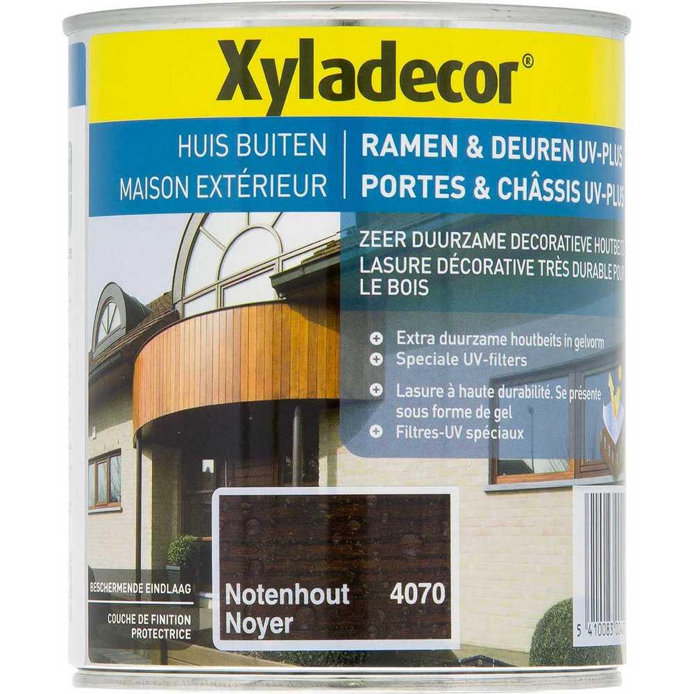 XD RAMEN & DEUREN UV-PLUS-4070/NOTEN NOTENHOUT 0.75L