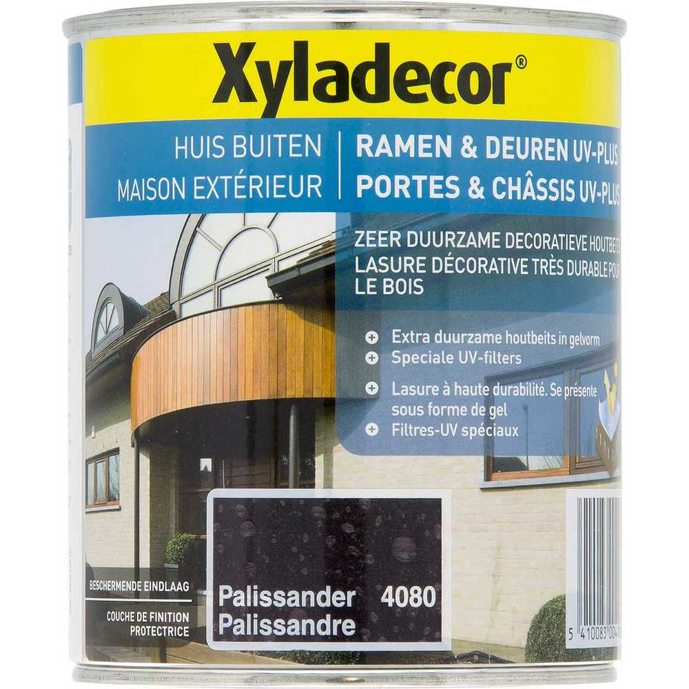 XD RAMEN & DEUREN UV-PLUS-4080/PALISSAN. PALISSAN. 0.75L