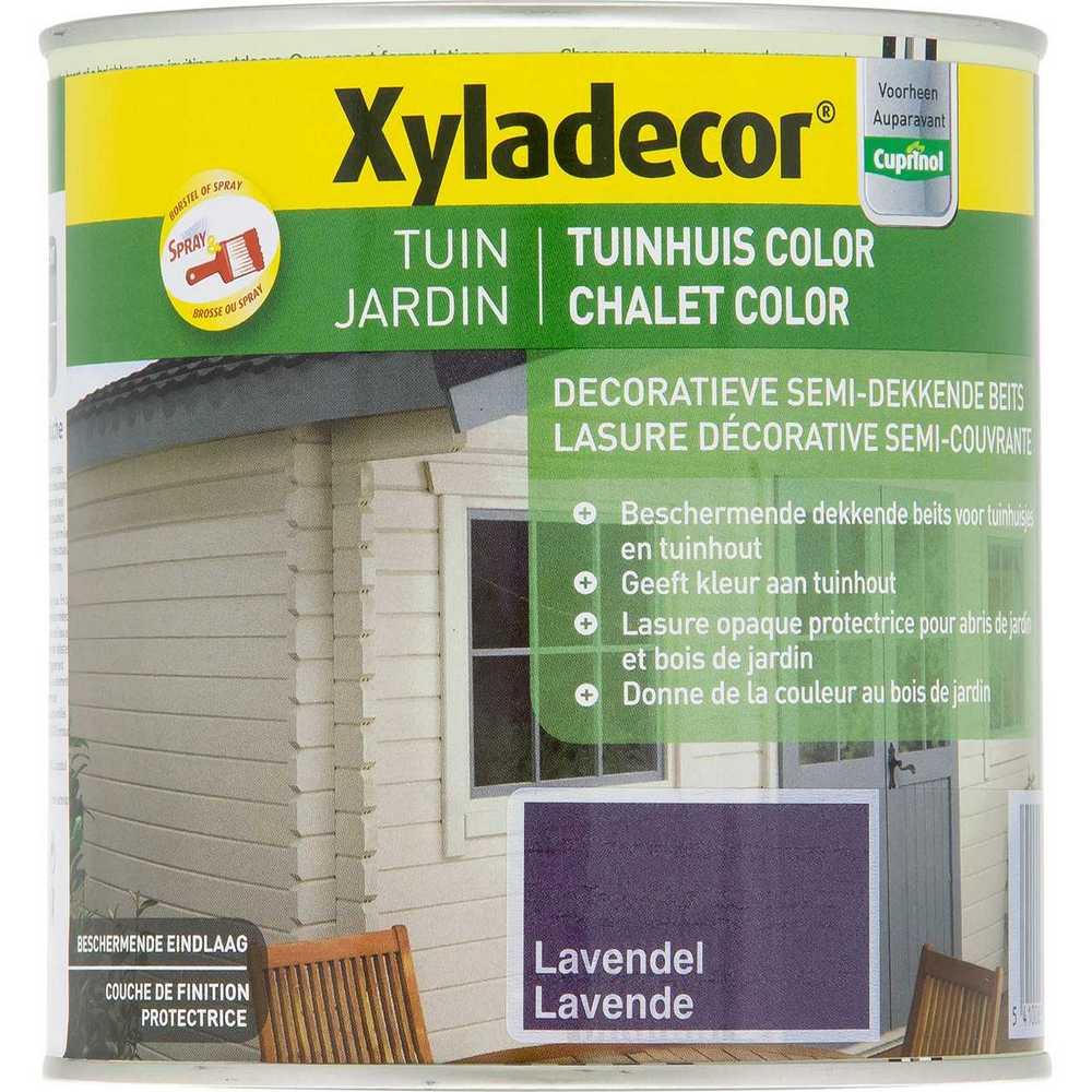 XY TUINHUIS COLOR-LAVENDEL  1L