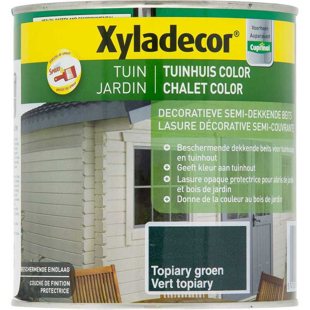 XY TUINHUIS COLOR-TOPIARY  1L
